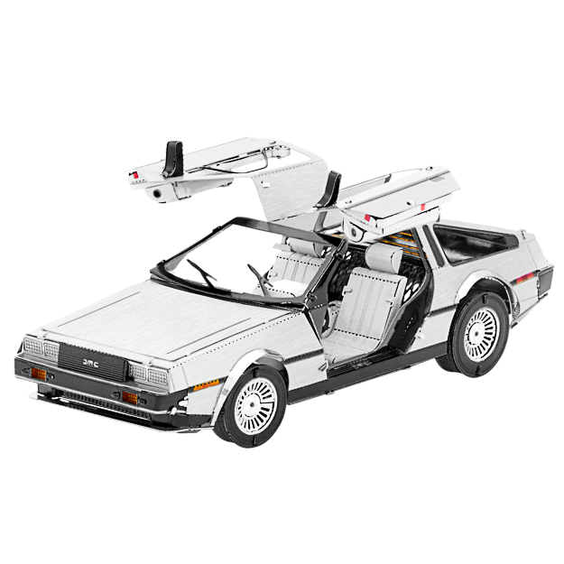Metal Earth ''DeLorean''