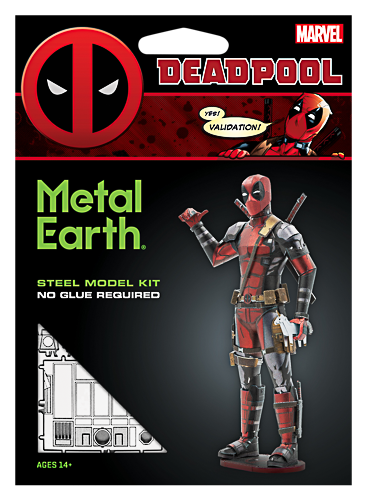Metal Earth ''Deadpool''