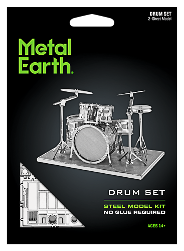 Metal Earth ''Drum Set''