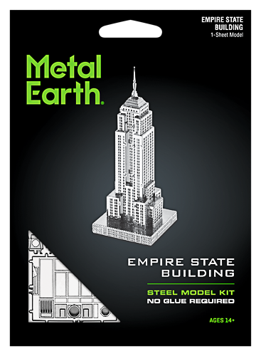 Metal Earth ''Empire State Building''