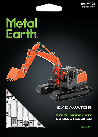 Metal Earth ''Excavator''