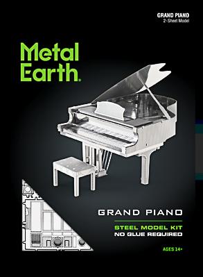 Metal Earth ''Grand Piano''