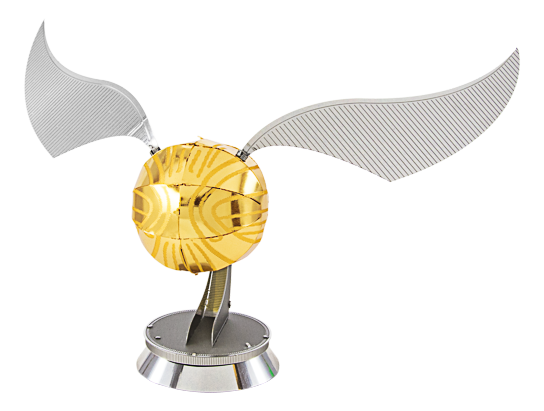 Metal Earth ''Harry Potter Golden Snitch''