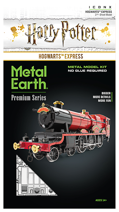 Metal Earth ''Harry Potter Hogwarts Express''