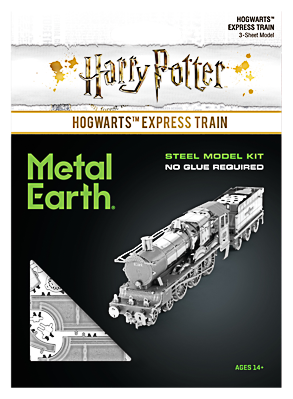 Metal Earth ''Harry Potter Hogwarts Express Train''