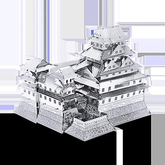 Metal Earth ''Himeji Castle''
