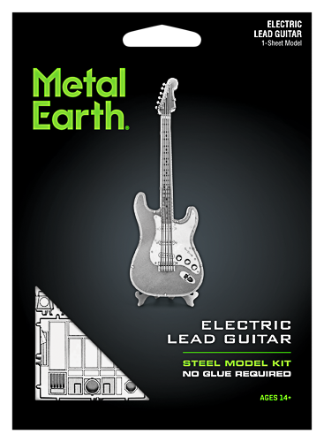 Metal Earth ''Lead Guitar''