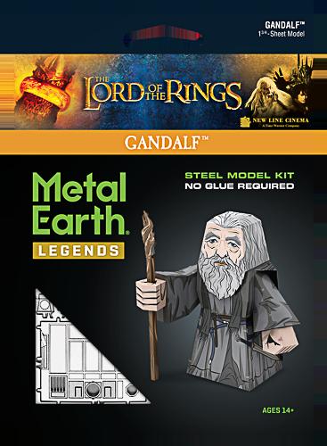 Metal Earth ''Legends, LOTR Gandalf''