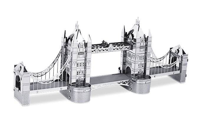 Metal Earth ''London Tower Bridge''