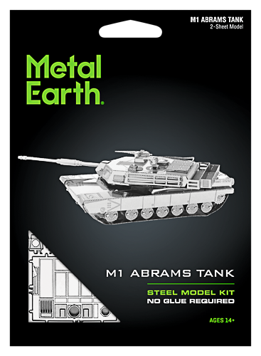 Metal Earth ''M1 Abrams Tank''