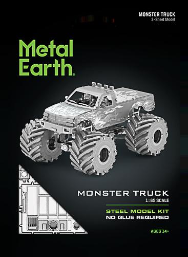 Metal Earth ''Monster Truck''