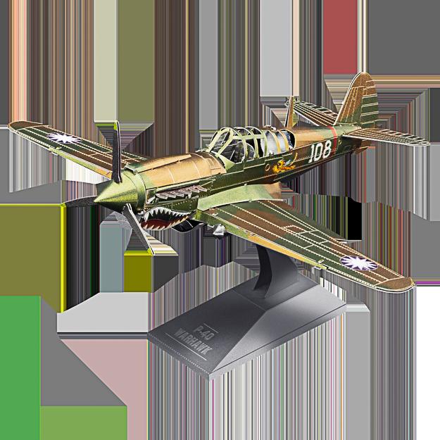 Metal Earth ''P-40 Warhawk''