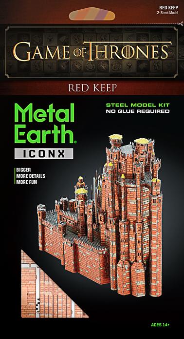 Metal Earth ''Red Keep''