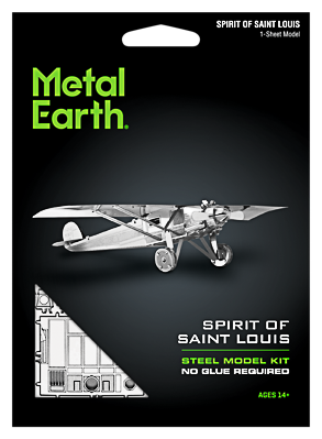 Metal Earth ''Spirit of St. Louis''