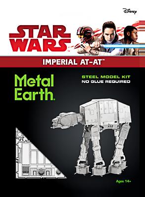 Metal Earth ''Star Wars AT-AT''