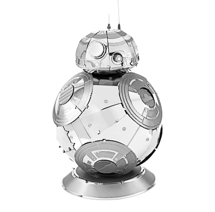 Metal Earth ''Star Wars BB-8''