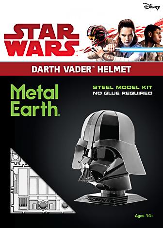 Metal Earth ''Star Wars Darth Vader Helmet''