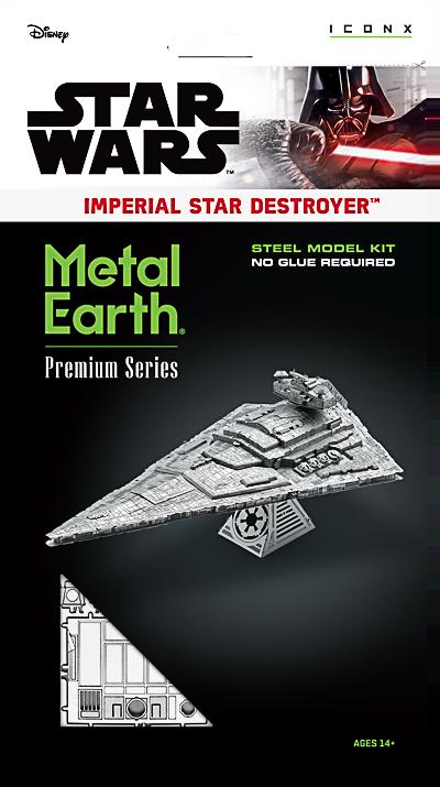Metal Earth ''Star Wars Imperial Star Destroyer''