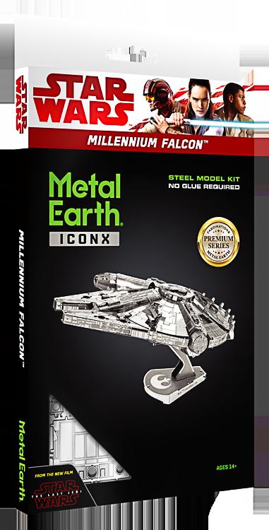 Metal Earth ''Star Wars Millenium Falcon, Premium''