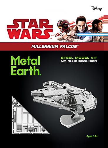 Metal Earth ''Star Wars Millennium Falcon''