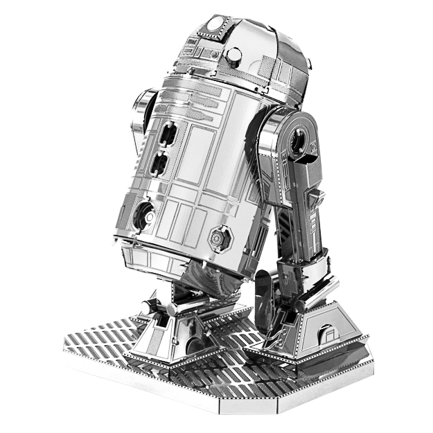 Metal Earth ''Star Wars R2-D2''