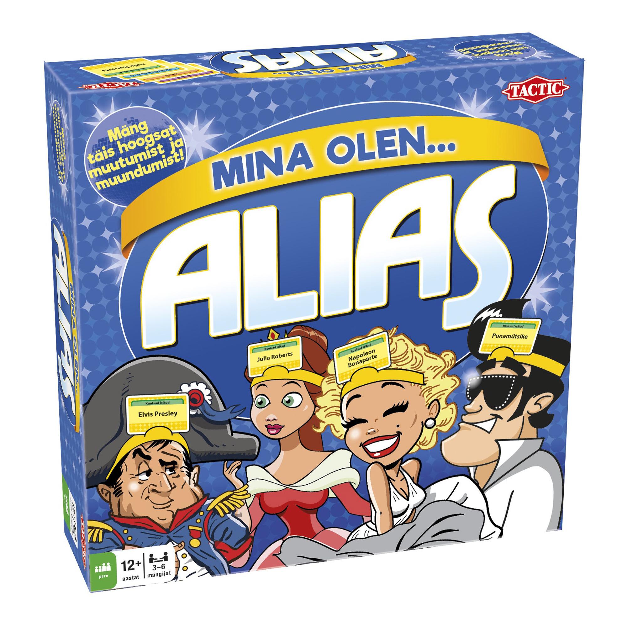 Mina olen Alias