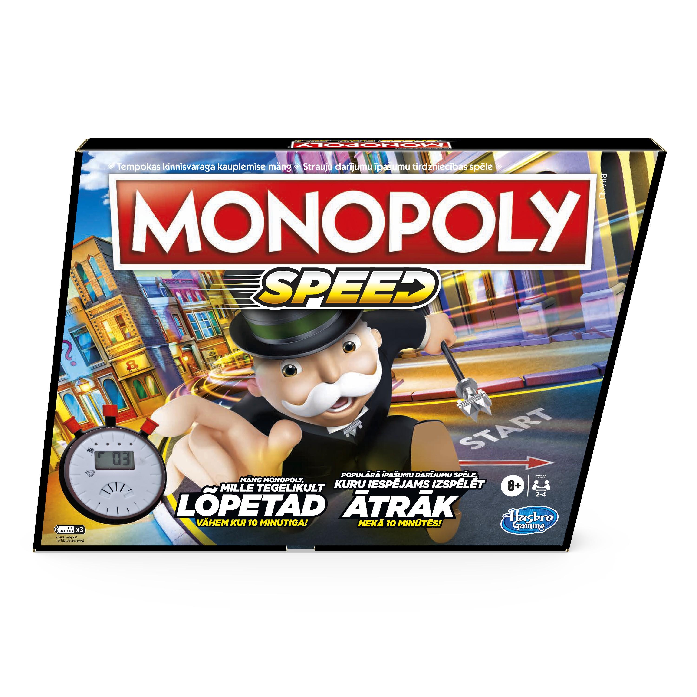 Monopoly Speed EST