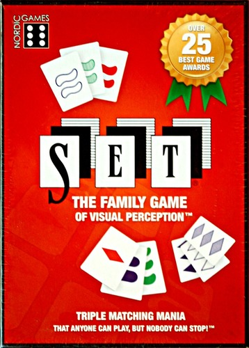 Set The Family Game