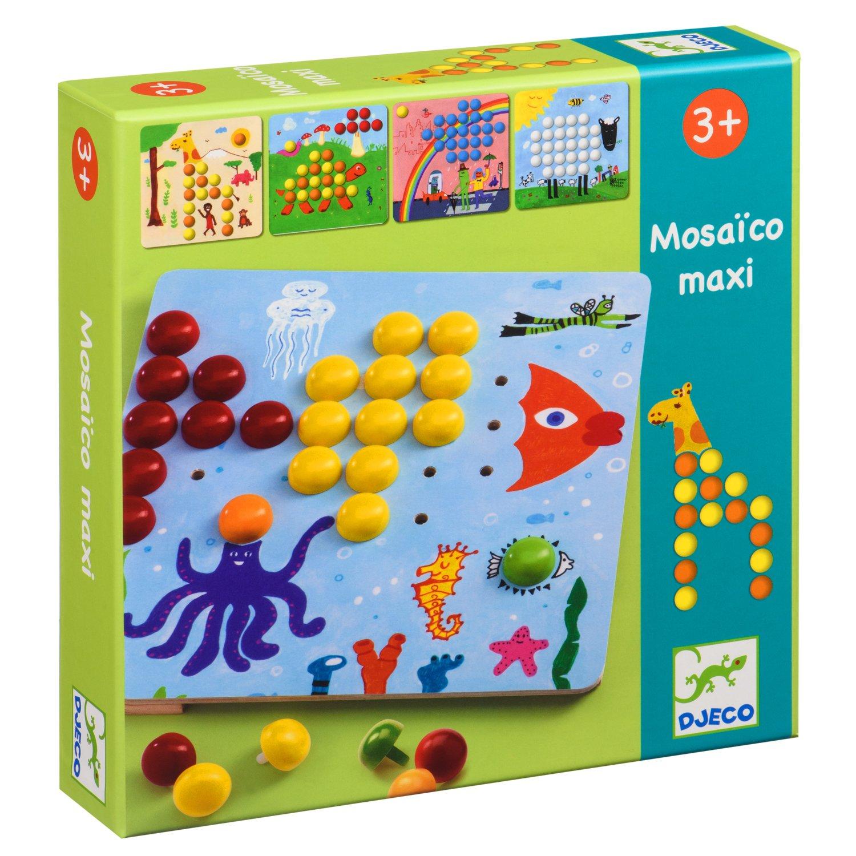 Educational games - Mosaico maxi