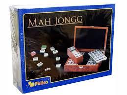 Mah Jongg (araabia märkidega)