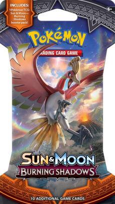 Pokemon Blister 1P SM3 Burning Shadows