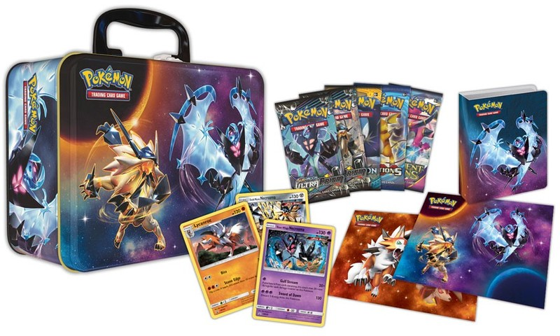 Pokemon Tin Coll. Chest Spring 18
