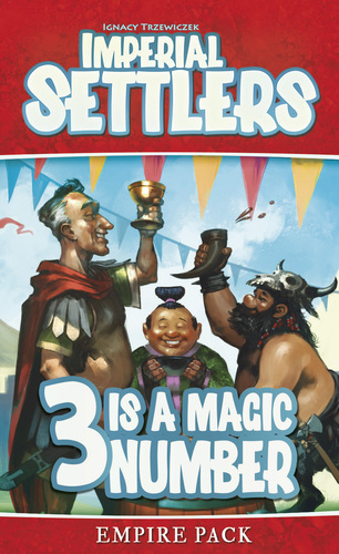 Imperial Settlers 3 is a magic Number