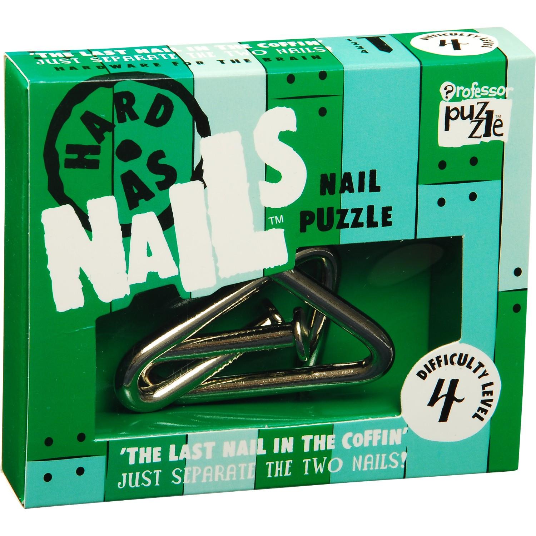 Hard as Nails, The Nail Biter