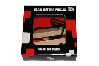 Brainbusting Puzzle: Walk the Plank