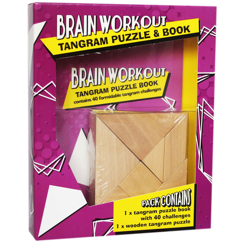 Brain Workout: Tangram