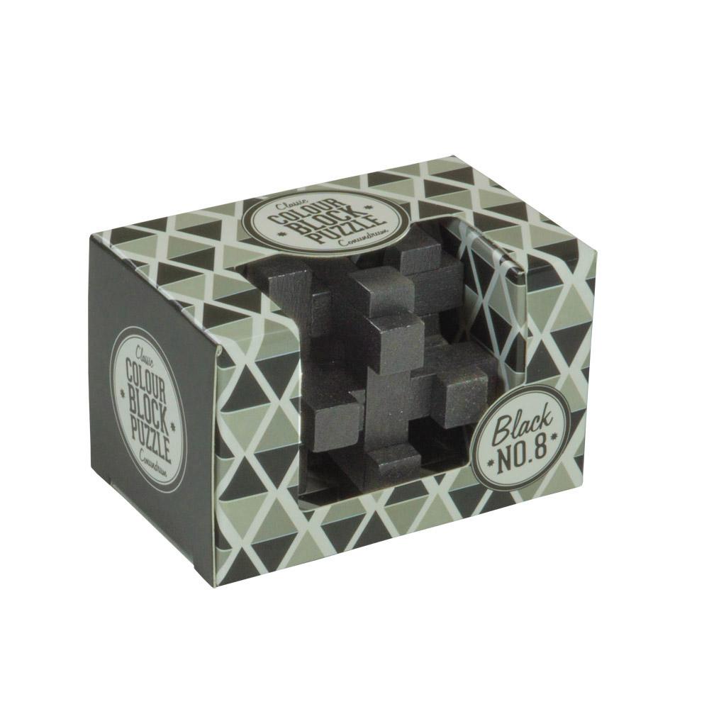 Colour Blocks Puzzle - Gray