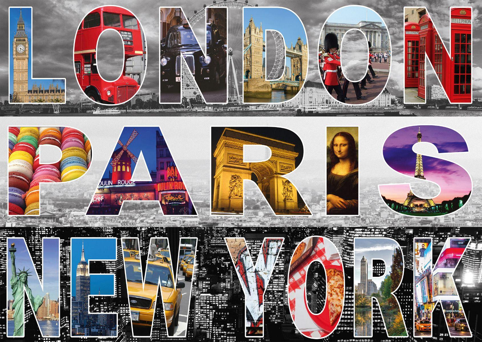 "Pusle ""London, Paris, New York"" 1000 tk"