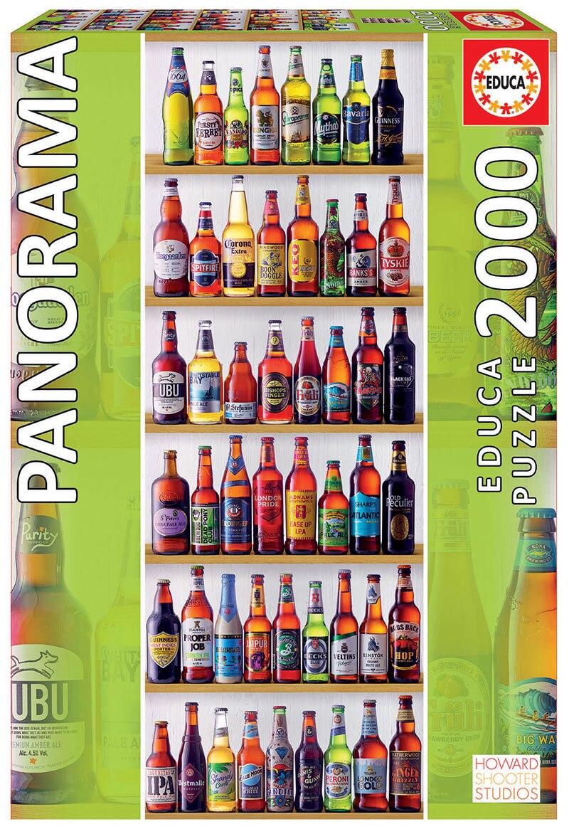 """Panoraampusle """"World Beers"""" 2000 tk, panoraam"""