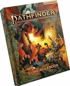 Pathfinder P2 Core Rulebook