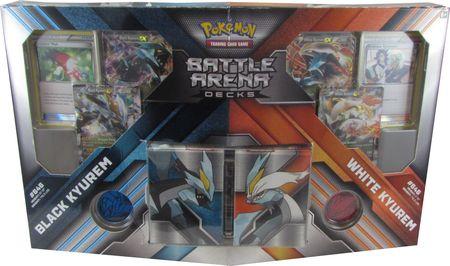 Pokémon Battle Arena Decks Kyurem