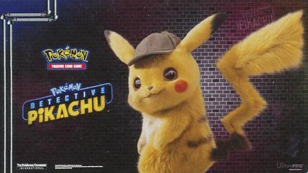 Pokémon Detective Pikachu Mängumatt