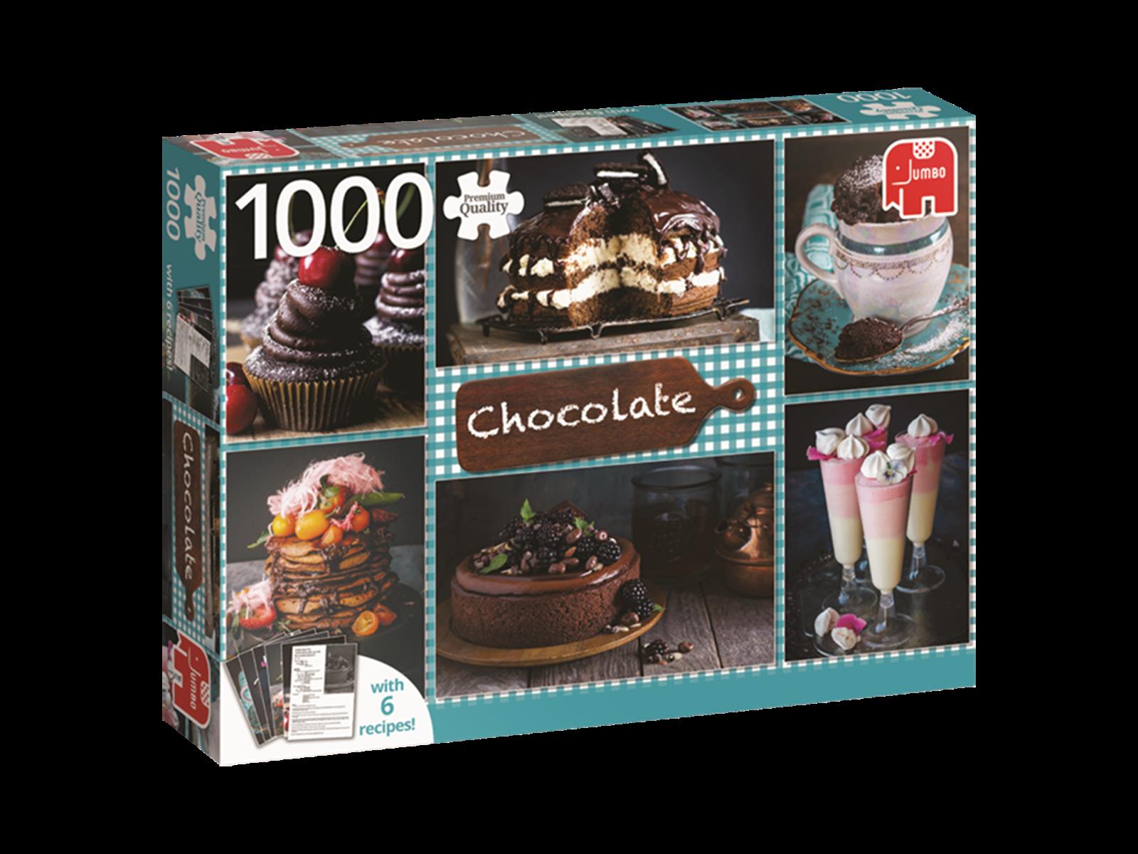 """Pusle """"Šokolaad"""" 1000 tk"""