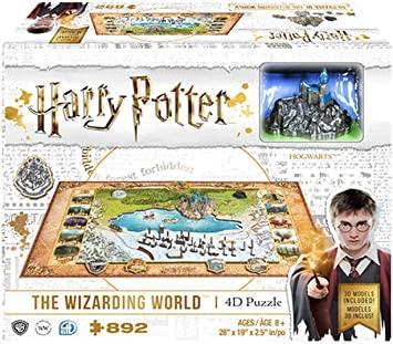 "Pusle 4D ""Harry Potter Wizarding World"" 892 tk"