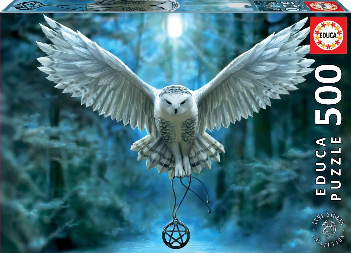 "Pusle ""AWAKE YOUR MAGIC OWL"" 500 tk"