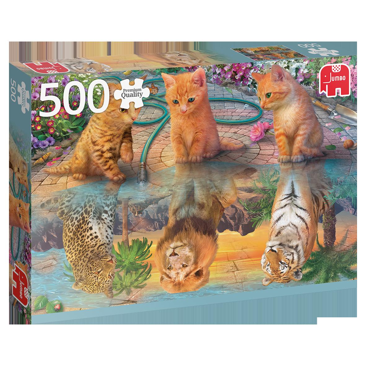 Pusle ''A Kitten's Dream'' 500tk