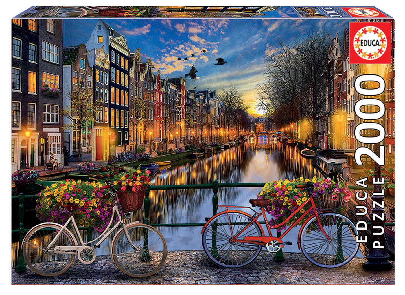 "Pusle ""Amsterdam"" 2000 tk"