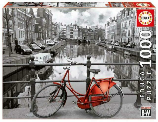 "Pusle ""Amsterdam, The Netherlands"" 1000 tk"