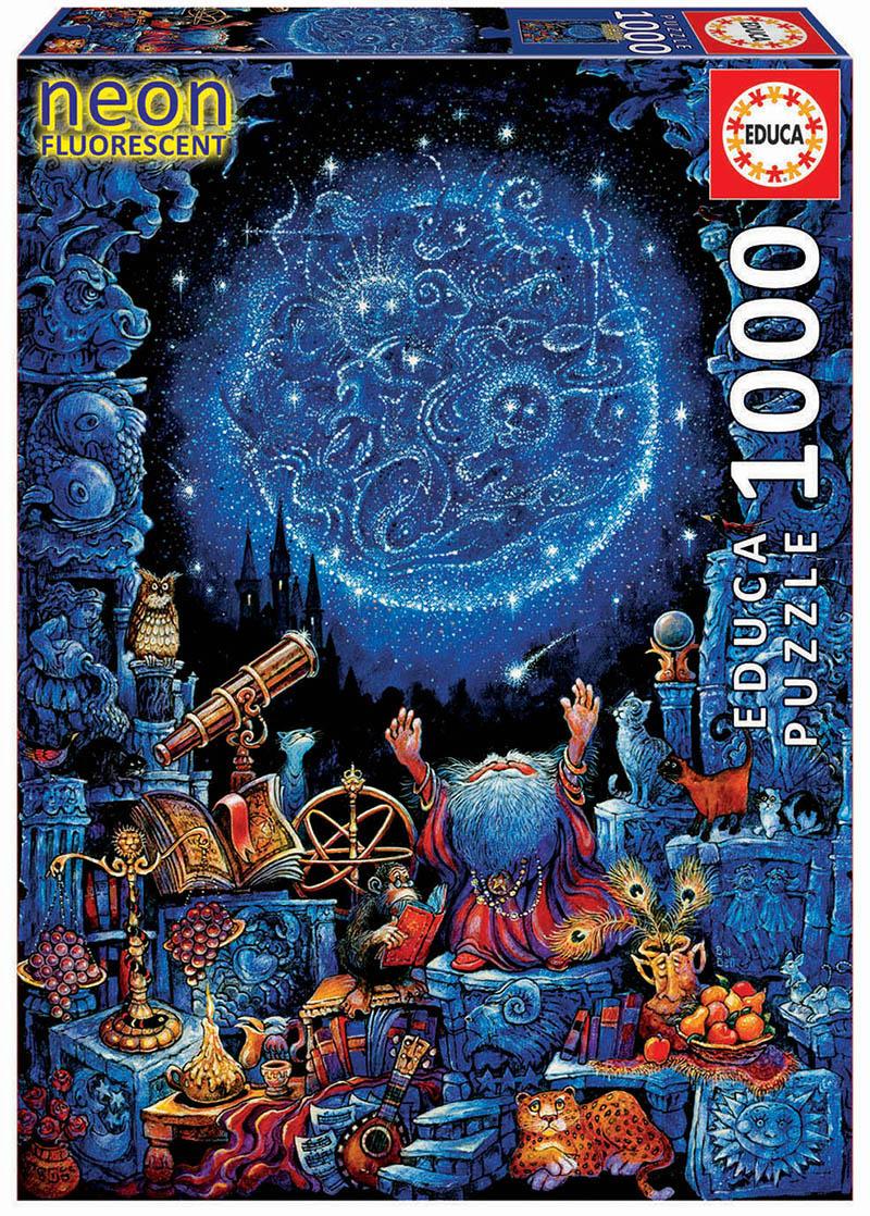 "Pusle ""Astrology Neon"" 1000 tk"
