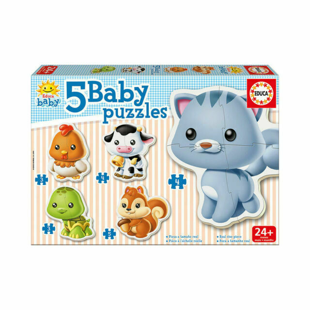 """Pusle """"Baby puzzles """"Animals"""""""""""